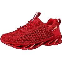 Scarpe Running Uomo Sneakers Respirabile Fitness Scarpe da Ginnastica Respirabile Mesh Outdoor Casual