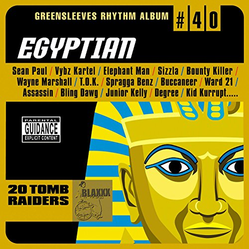 Greensleeves Rhythm Album #40:...