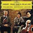Mozart: Piano Trios K.496 & K.502