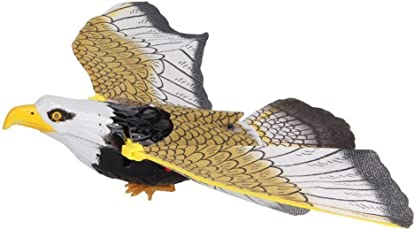 Magicwand Battery Operated Flying Eagle Toy for Kids