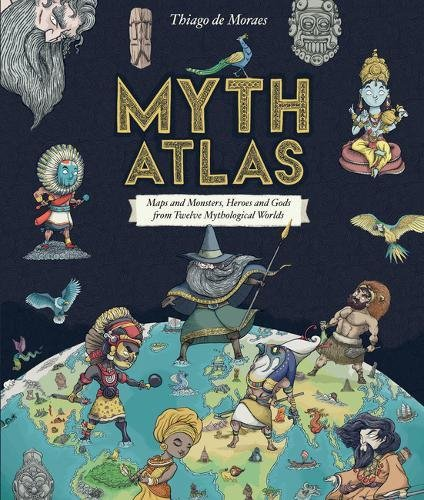 Myth Atlas por Thiago de Moraes