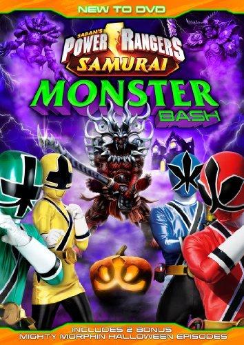 Power Rangers Samurai: Monster Bash [DVD] by n/a (Power Rangers Dvds)