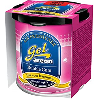 Lufterfrischer Areon Gel CAN Bubblegum
