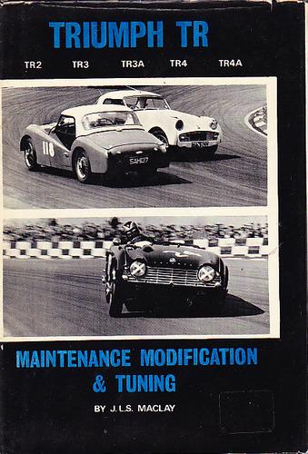 Triumph TR Maintenance Modification & Tuning: Amazon co uk