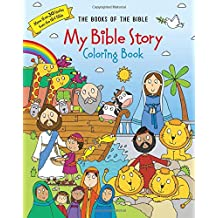 My Bible Story Coloring Book (Books of the Bible)