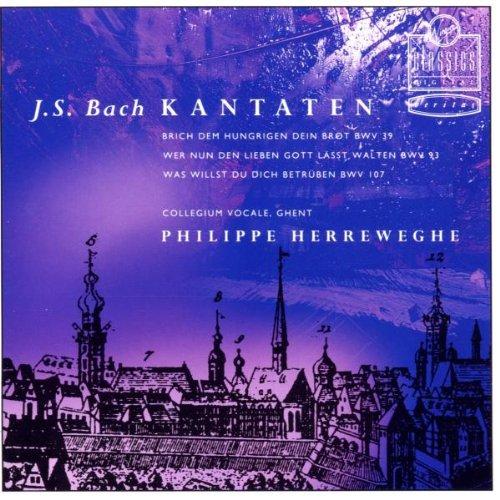 Jean-Sébastien Bach Cantatas