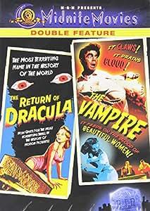 Return of Dracula & Vampire [DVD] [Region 1] [US Import] [NTSC]