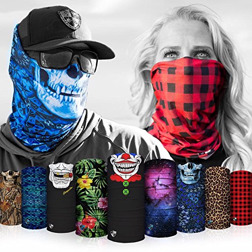 Face Shield | bufanda | Bandana | pasamontañas | coleccionables
