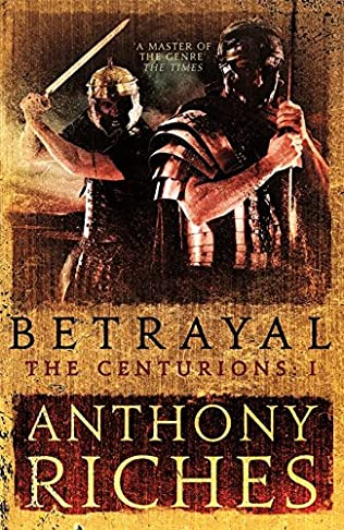 book cover of Betrayal