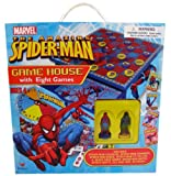 The Amazing SPIDER-MAN Game House with E...