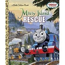 Misty Island Rescue (Little Golden Books (Random House)) by Britt Allcroft (Creator), Tommy Stubbs (Illustrator) (10-May-2011) Hardcover