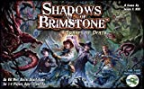 Shadows of Brimstone: Swamps of Death