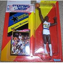 Dikembe Mutombo 1992 NBA Starting Lineup [Toy] by Starting Line Up