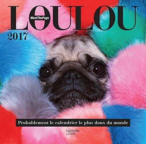 Calendrier 2017 Meet The Pugs par Meet The Pugs