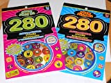 #9: 2 Packs of Children's Motivational Stickers - Over 560 Stickers!