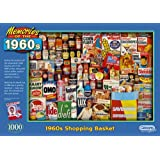 Gibsons puzzle - 1960's Shopping Basket 1000 pieces
