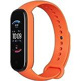 Amazfit Smartwatch Band 5 Fitness Tracker armband met geïntegreerde Alexa, 15 dagen batterijduur, bloedzuurstof, hartslag, sl