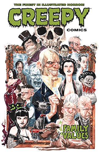 Creepy Comics Volume 4 (English Edition) eBook: Various: Amazon.es ...