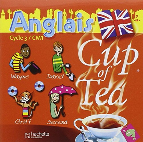 Cup of Tea 2e Annee Cycle 3 - Double CD Audio Classe