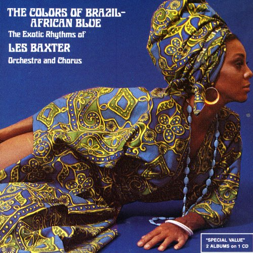 The Colors Of Brazil - African Blue