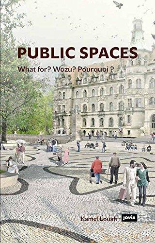 Public Spaces: What for? Wozu? Pourquoi? por Kamel Louafi