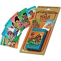Fournier - Baraja infantil con 42 cartas, diseño Familia de 7 Países (F21966)