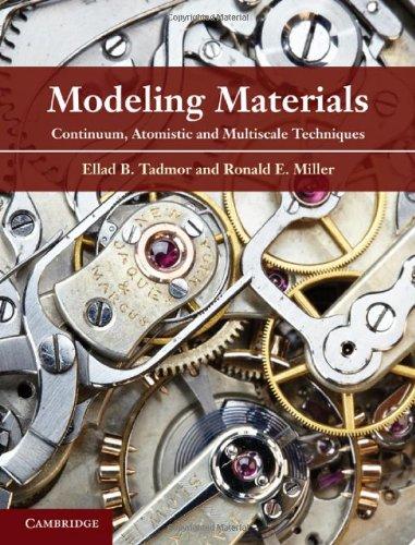 Modeling Materials Hardback