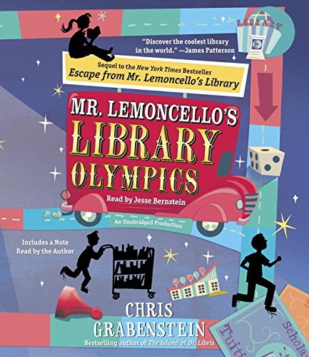 Mr. Lemoncello's Library Olympics by Chris Grabenstein (2016-01-05)