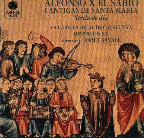 Cantigas de Santa Maria - Strela do Dia
