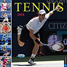 Tennis the U.S. Open 2018 Calendar