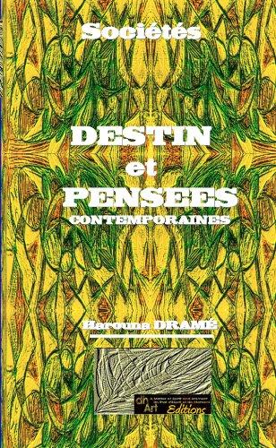 societes-destin-et-pensees-contemporaines-french-edition