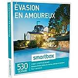 Smartbox - Coffret Cadeau - Evasion en Amoureux - 530 Sjours : Maisons DHtes, Htels De Charme, Auberges et Domaines