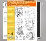 Strandkorb selber bauen: Deine Projektbox inkl. 148 Original-Patenten bringt Dich mit Spaß ans Ziel!