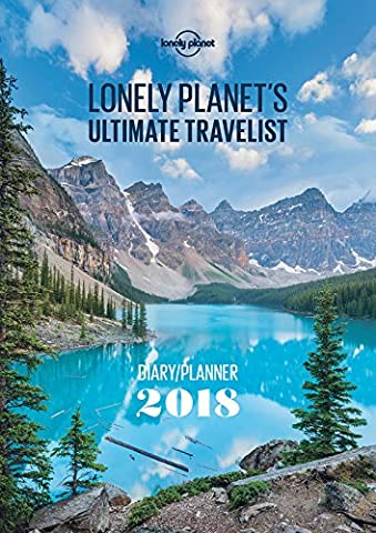 Lonely Planet Ultimate Travel Diary 2018 (Diaries 2018)