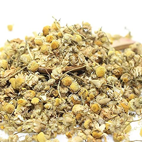 Tealyra - Egyptian Chamomile Tea - Organically Grown - Loose Herbal Tea - Caffeine-Free - Bedtime Tea -