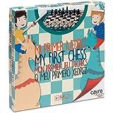 Cayro - Mi Primer ajedrez— Juego de observación y lógica - Juego Mesa Infantil - Desarrollo de Habilidades cognitivas e intel