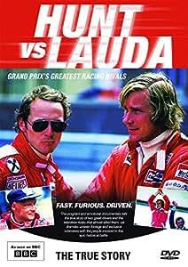 Hunt Vs Lauda: Grand Prix's Greatest Racing Rivals (BBC Official) [DVD]