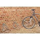 3Stück Winkel einstellbar Wand montiert Fahrradständer
