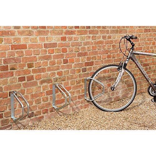 Lot de 3 Angle réglable mural Vélo étagère