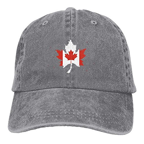 Canada Flag Canadian Maple Leaf Adult Sport Adjustable Baseball Cap Cowboy Hat