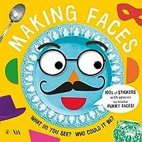 Making Faces: A Sticker Book (V & a)