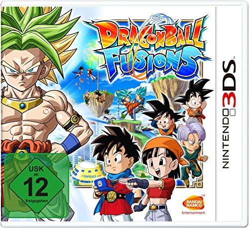 Dragon Ball Fusions (Ball Z-3ds-spiele Dragon)