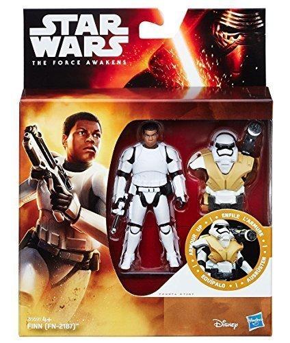 Star Wars The Force Awakens Armour Up Finn Stormtrooper FN2187 figur