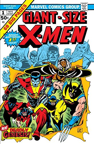Giant-Size X-Men (1975) #1 (Uncanny X-Men (1963-2011)) (English Edition) (Giant X-men)