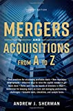 Mergers and Acquisitions from A-Z