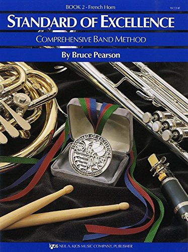 pearson-standard-of-excellence-book-2-french-horn