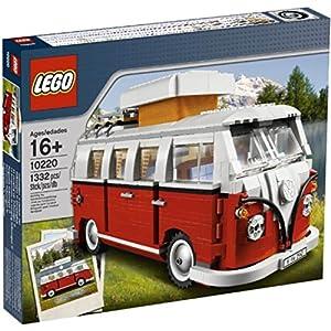 LEGO Creator 10220 - Volkswagen T1 Camper Van 0698887863902 LEGO
