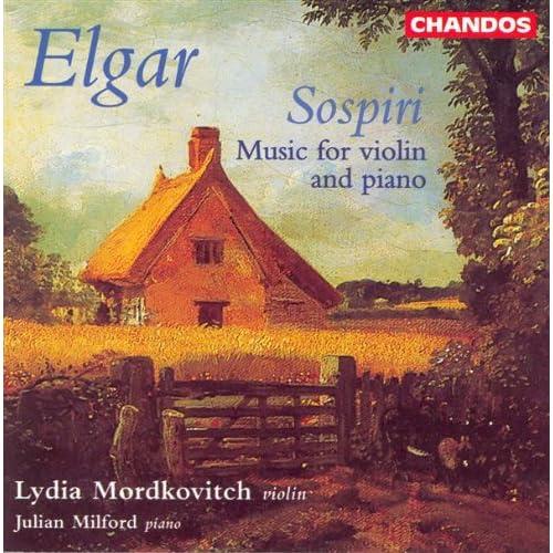 Violin Sonata in E Minor, Op. 82: II. Romance: Andante