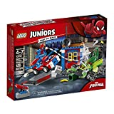 LEGO Juniors - Spider-Man contre Scorpion - 10754 - Jeu de Construction
