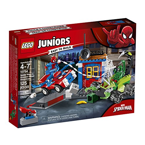 LEGO Juniors - Spider-Man vs. Escorpión: Batalla